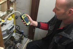 controle gas installaties