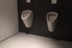 heren toilet restaurant
