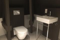 montage sanitair