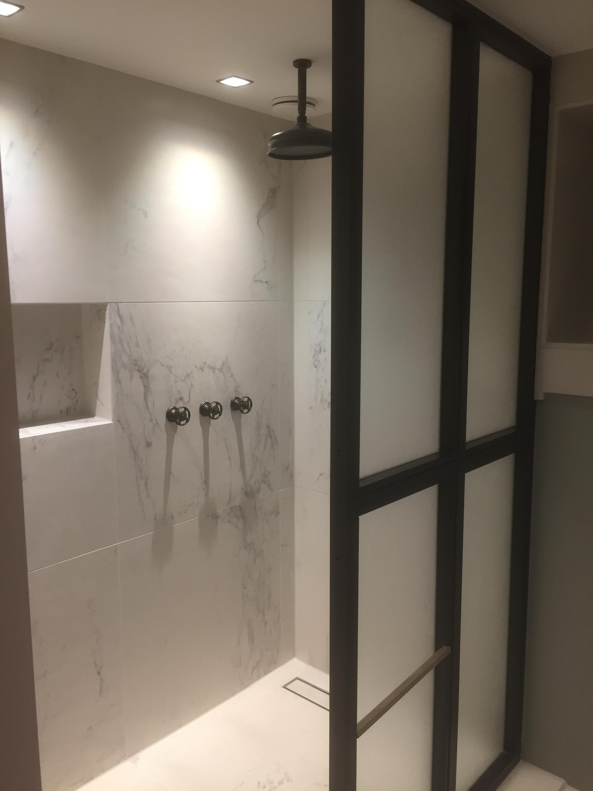 verbouw badkamer